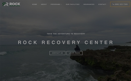 Rock Recovery Center
